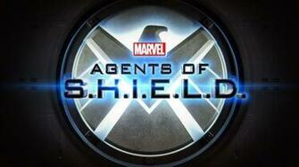 Marvel Agents of Shield Logo Wallpaper HiresMOVIEWALLcom