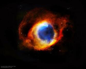 Eye of God by SSpirito