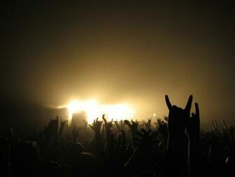 Rock Concert Wallpaper Rock atmosphere wallpaper