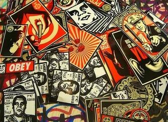 Obey Wallpaper Tumblr Obey giant   taringa