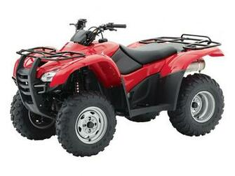 2010 HONDA FourTrax Rancher ATV wallpapers