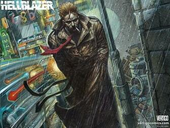 Hellblazer Official Vertigo Wallpapers   Vertigo Comics