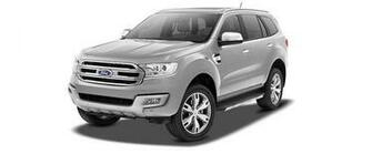 FORD ENDEAVOUR 2016 22 TREND AT 4X4 Photos Images and