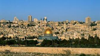 Jerusalem Wallpaper HD
