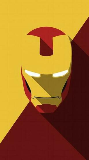 Iron Man Mask HD Mobile Wallpaper   Vactual Papers