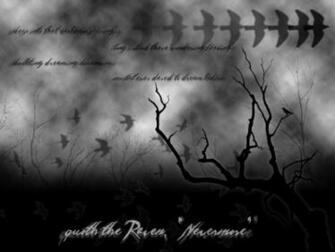 73] Nevermore Wallpaper on WallpaperSafari
