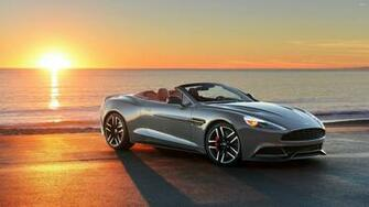 Aston Martin Vanquish [3] wallpaper   Car wallpapers   46932