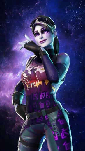 Cool Fortnite Wallpaper Dark Bomber