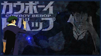 Cowboy Bebop Spike Spiegel Wallpaper by RogueVincent on