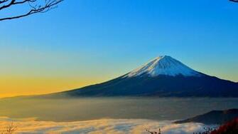 Mount Fuji HD Pretty Wallpapers   Top Mount Fuji HD Pretty