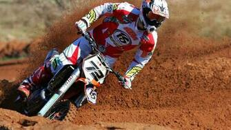 Download Motocross Ktm Wallpapers