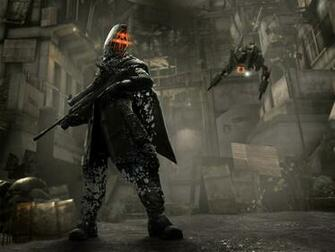 Helghast Sniper Wallpapers Cartoon Anime Wallpapers Desktop Dream