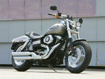 2009 Harley Davidson FXDF Dyna Fat Bob pictures specifications