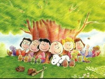 Peanuts images The Peanuts Gang HD wallpaper and background photos
