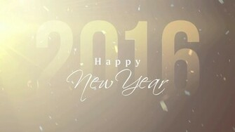 Happy New Year 2016 Images Happy New Year 2016 Wishes Wallpapers