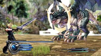 Final Fantasy VII Total HD Remake FanArt by riadyawan