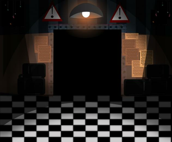 FNAF2 Office Background without desk by Charlotte FairyZ on