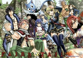 Fairy Tail Wallpaper Gamebud