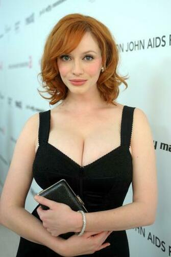 Christina Hendricks 2013