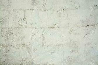White Washed Weathered Wall Vintage Background Stock Photo