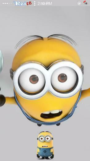 Minion Wallpaper Ipad 2 Tweakdifferent minion jump