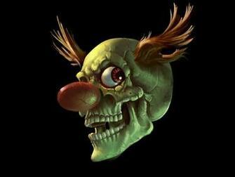Dark Clown Wallpaper 1600x1200 Dark Clown