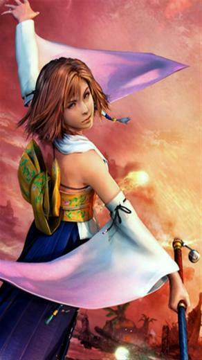 Final Fantasy Girl 5 HD iPhone Wallpapers iPhone 5s4s3G