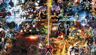 Final War Marvel DC WALLPAPER 73 Charcaters   Marvel Comics Photo
