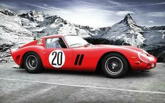 Ferrari 250 GTO Wallpaper 03   [1600x1000]