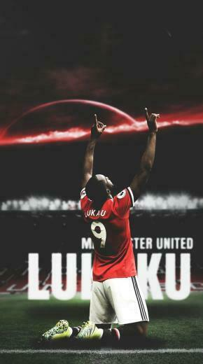 Manchester United on Twitter iPhone Wallpaper Romelu Lukaku