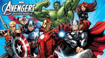 Avengers Assemble Wallpaper   Superheroes Wallpaper