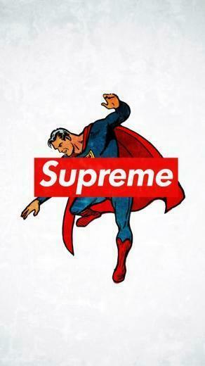 Supreme Trend Logo Film Art iPhone 5s wallpaper HypeBeast