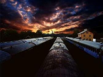 Train wallpaper 88598
