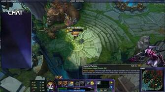 Challenger Nidalee Overlay [For SaleCustomizable] by LeoWarrior on