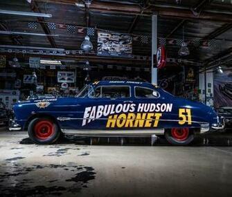 DisneysCars HudsonHornet PaulNewman cars 4 Wheel Ridez 1