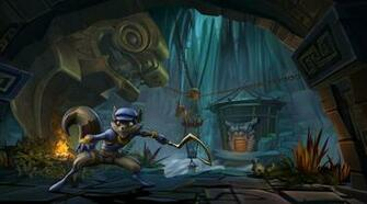 Sly Cooper Thieves in Time video game wallpapers Wallpaper 108 of