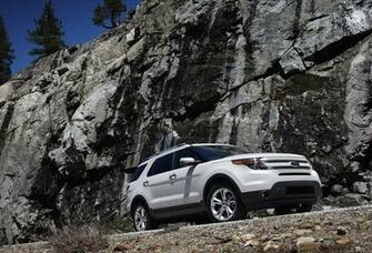 Wallpaper Ford explorer Ford Ford endeavour cliff