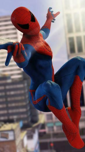 Spiderman in Civil War Tap to see more The Spiderman iPhone