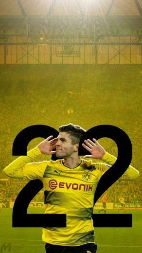 Mystique on Twitter Christian Pulisic Wallpaper cpulisic 10