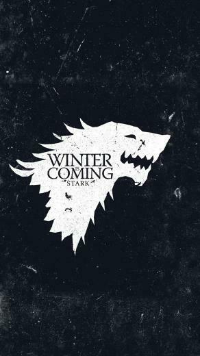 wallpaper game of thrones winter is coming 34 iphone6 plus wallpaper