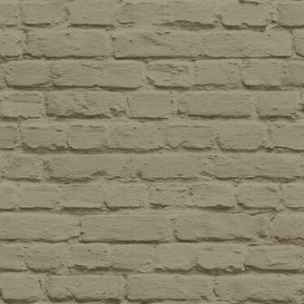 It Painted Brick Faux Stone Wall Mural Washable Vinyl Wallpaper J66508