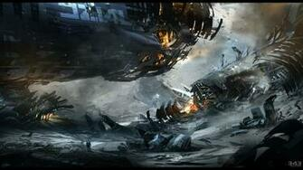 Halo 4 Concept Art wallpaper 246178