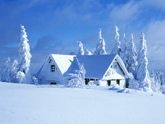 Its Cold Outside Winter Snow wallpaper The Long Goodbye