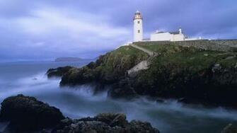Landscapes head Ireland lighthouses wallpaper 1920x1080 237110