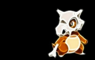 Cubone 2 Pokemon Wallpaper