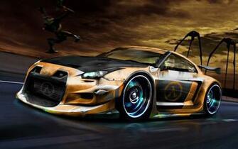 Street Racing Cars Wallpapers 14 Widescreen Wallpaper