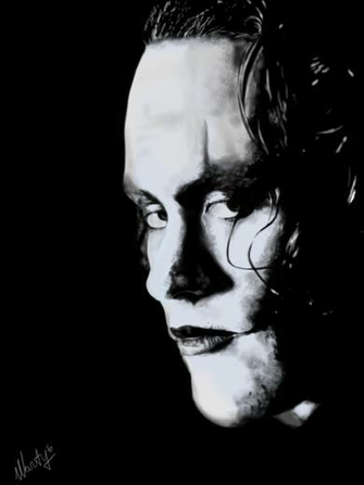 Brandon Lee The Crow Wallpaper The crow   brandon lee by
