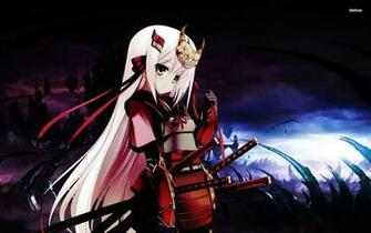 Samurai girl wallpaper   Anime wallpapers   14680