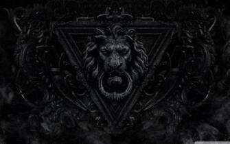 Dark gothic lion wallpaper 2560x1600 wallpaper 2560x1600 238504