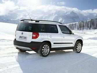 2011 SKODA Yeti 4x4 car wallpaper car review